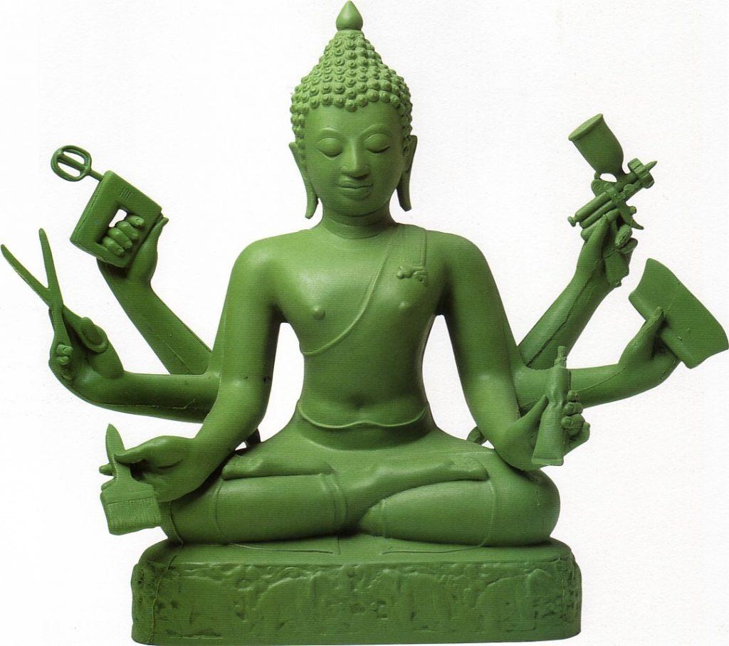 multibuddha